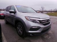 Look at this 2016 Honda Pilot EX. Its Automatic