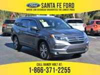 *2016 Honda Pilot - *Sports Utillity Vehicle - V6 3.5L