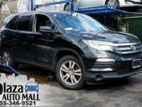 Recent Arrival! Certified. 2016 Honda Pilot LX Crystal
