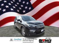 New Arrival! *CarFax One Owner!* This 2016 Honda Pilot