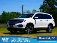 ***Stokes Honda Cars of Beaufort*** 2016 Honda Pilot in