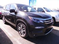 Come see this 2016 Honda Pilot Touring. Its Automatic