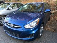 CARFAX One-Owner. Certified. 2016 Hyundai Accent SE FWD