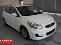 CARFAX One-Owner. Clean CARFAX. 2016 Hyundai Accent FWD