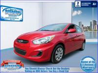 This 2016 Hyundai Accent Sport is proudly offered by