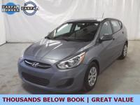 1-Owner, No Accidents, Spunky Hatchback! Text/call our