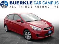 2016 Accent SE. How tempting is this one-owner,