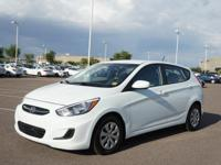 Treat yourself to this 2016 Hyundai Accent SE, which
