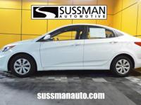 This 2016 Hyundai Accent SE is proudly offered by Marty