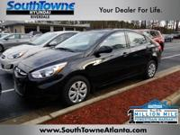 2016 Hyundai Accent SE FWD 6-Speed Automatic with