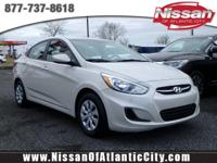 Come see this 2016 Hyundai Accent SE. Its Automatic