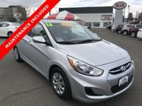 Come see this 2016 Hyundai Accent SE. Its transmission