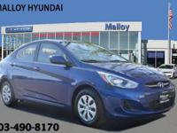 Pacific 2016 Hyundai Accent SE FWD 6-Speed Automatic