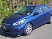 CARFAX One-Owner. Clean CARFAX. 2016 Hyundai Accent SE