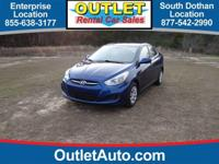 This 2016 Hyundai Accent SE is proudly offered by