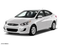 This 2016 Hyundai Accent SE features braking assist,