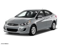 This 2016 Hyundai Accent SE includes braking assist,