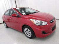 2016 Hyundai Accent SE Red Recent Arrival! CARFAX