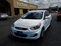 Introducing the 2016 Hyundai Accent! An awesome price