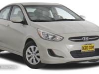 **ONE OWNER CLEAN CARFAX ** Accent SE. Here it is!