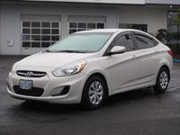 For a smoother ride, opt for this 2016 Hyundai Accent