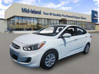 This 2016 Hyundai Accent SE The vehicle history report