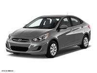 This 2016 Hyundai Accent SE at Century Chevrolet is one