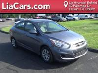 2016 Hyundai Accent in Triathlon Gray Metallic, 1