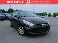 New arrival! 2016 Hyundai Accent SE! Only 23,164 miles!