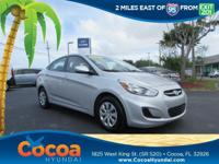 Clean Carfax - 1 Owner. Hyundai Certified, Silver, 6