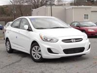 2016 Hyundai Accent SE Beige. 37/26 Highway/City
