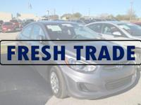 Check out this 2016 Hyundai Accent SE. Its Automatic