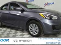 Hyundai Accent SE CARFAX One-Owner. Clean Carfax - 1