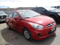Introducing the 2016 Hyundai Accent! Providing great