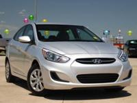 This outstanding example of a 2016 Hyundai Accent SE is