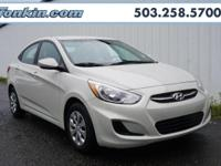2016 Hyundai Accent SE 1.6L I4 DGI DOHC 16V Tan Priced