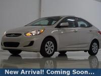 2016 Hyundai Accent SE in Misty Beige Metallic, This