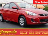 CARFAX One-Owner. This 2016 Hyundai Accent SE in Boston