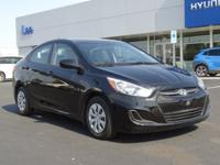CARFAX One-Owner. 2016 Hyundai Accent SE FWD 6-Speed
