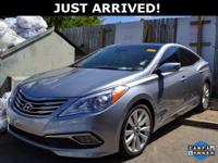 This Azera features: Leather. Clean CARFAX. CARFAX
