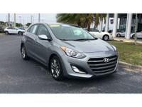 2016 Certified Pre Owned Hyundai Elantra GT hatchback