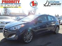 This certified pre-owned 2016 Hyundai Elantra GT in