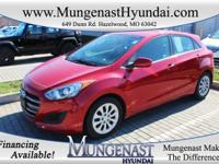 Hyundai Certified. Drive this home today! The car