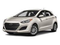 Options:  2016 Hyundai Elantra Gt Base|White/|V4 2.0 L
