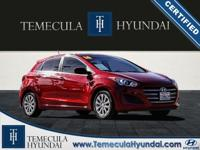 This awesome, Hyundai Certified Elantra GT has