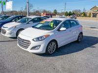 2016 Elantra GT Base (A6) 4dr Hatchback Hyundai At