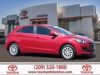 Options:  2016 Hyundai Elantra Gt Hatchback|Scarlet Red