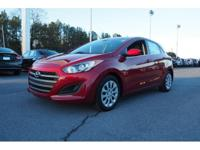 Options:  2016 Hyundai Elantra Gt Base|Red|My! My! My!