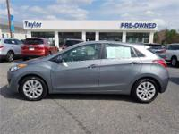 New Arrival! This Hyundai Elantra GT is Certified