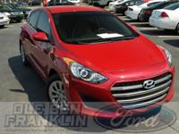 Options:  2016 Hyundai Elantra Gt|Geranium Red/Beige|V4